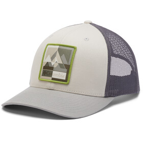 Columbia Mesh Snap Back Hat, stone/city grey